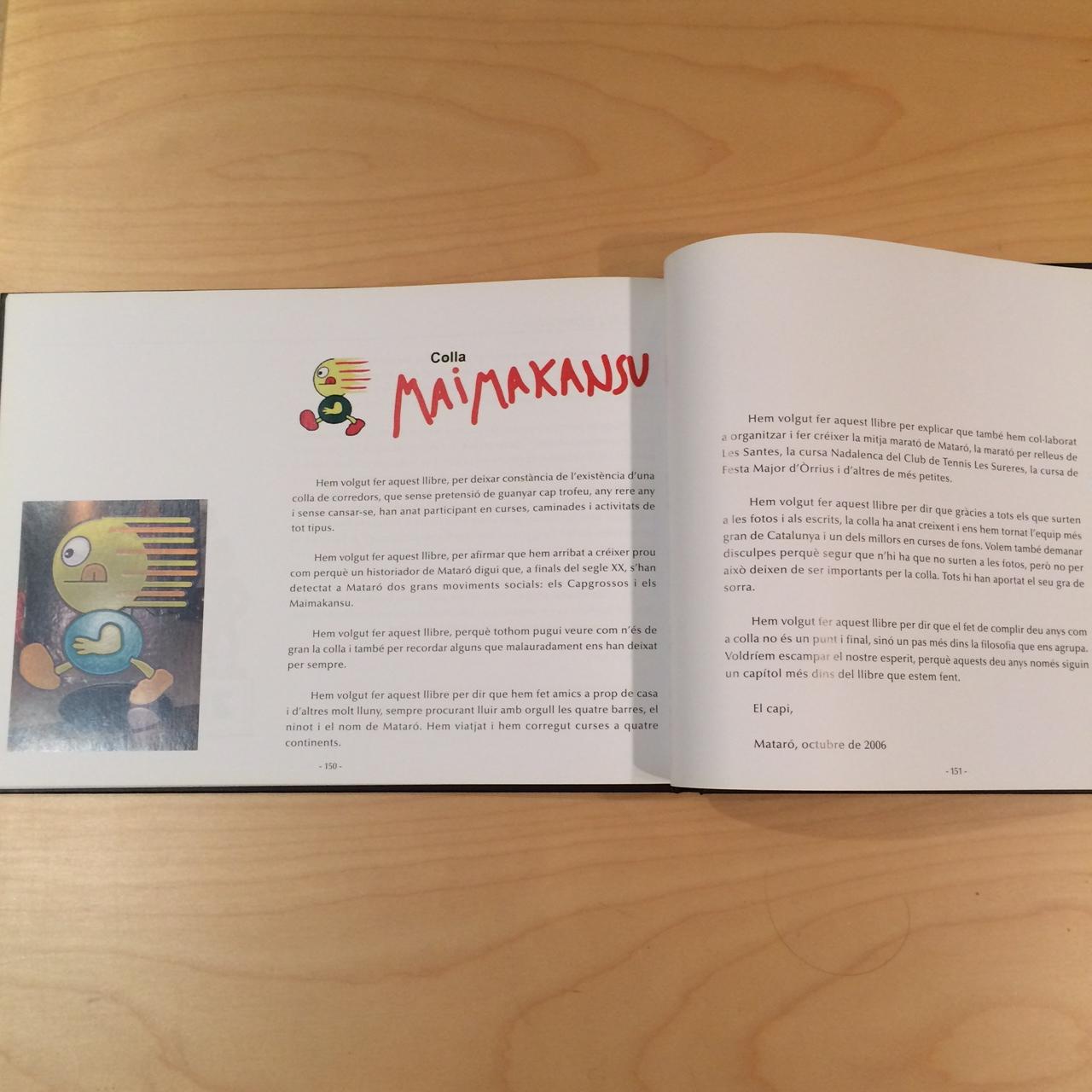 el llibre maimakansu 4