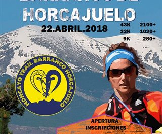 22/04/2018 Trail Barranco del Horcajuelo (Añon-Zaragoza)