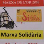 10/06/2018 Marxa de l'Or a Mataro