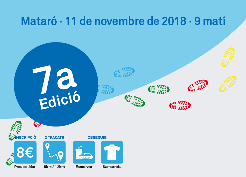 11/11/2018 Marxa per a la salut mental
