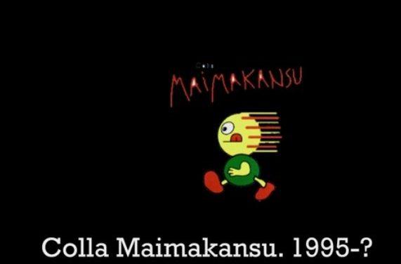 Vídeo de l'exposició de la Colla Maimakansu