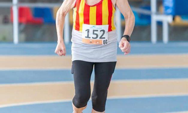 17/02/2019 CAMPIONAT MASTER en pista coberta a Sabadell