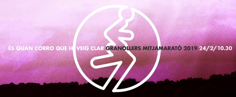 24/02/2019 Cursa de 5 km i mitja de Granollers