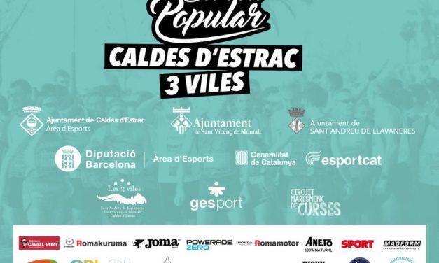 3/3/2019 Cursa de Caldes d'Estrac